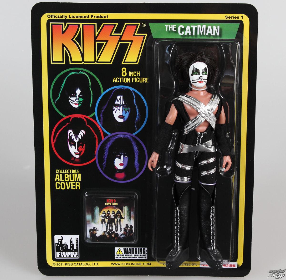 figúrka Kiss - The Catman - Series 1