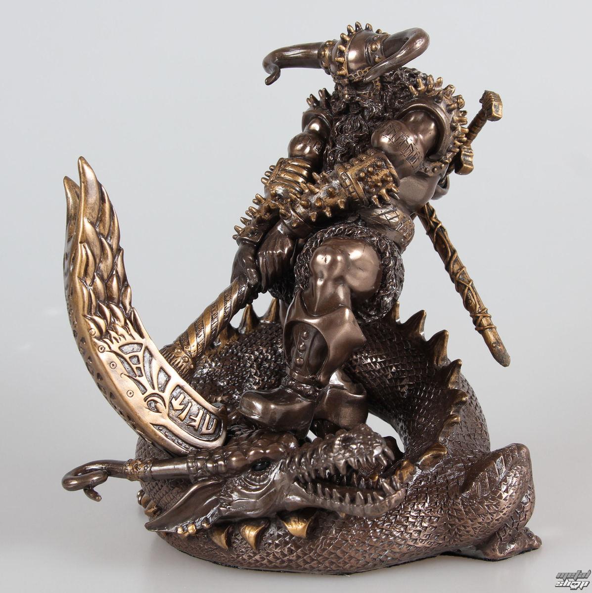 dekorácia Thor Battles the Midgard Serpent - WH10049