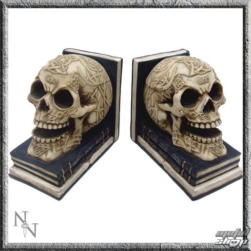 zarážka na knihy Tribal Skull - AL50291