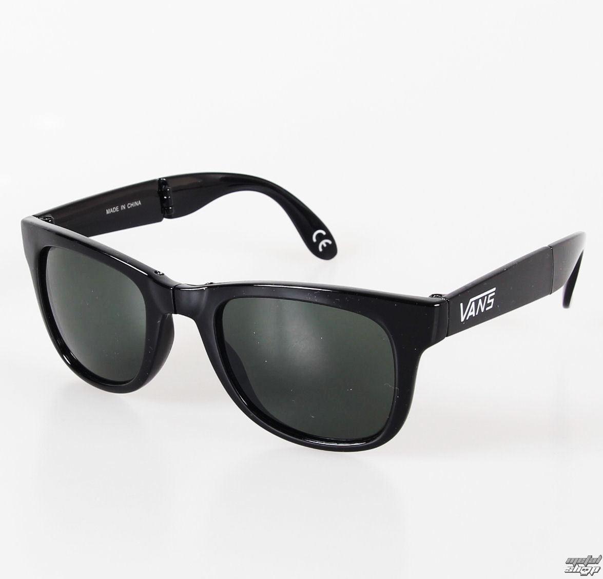 okuliare slnečné VANS - M Foldable Spicoli S - Black Gloss - VUNK95Q ... 763aa2f7801