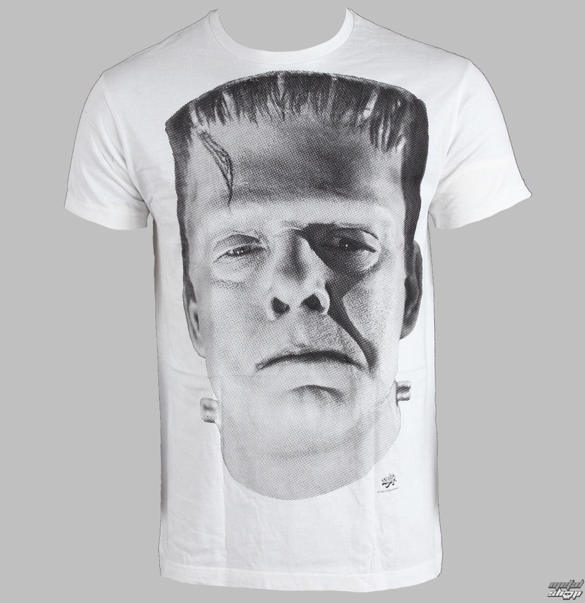tričko pánske Frankenstein - White - LIVE NATION - 10405