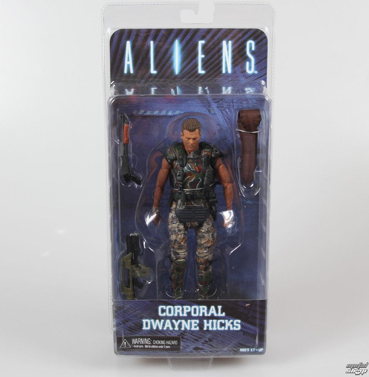 figúrka Alien - Corporal Dwayne Hicks - 9009