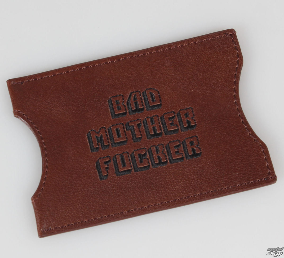 obal na iphone Bad Mother Fucker - Brown - BMF00008