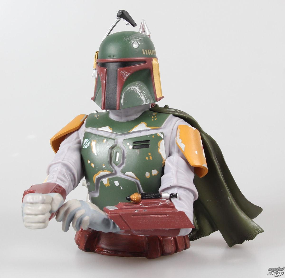 pokladnička Star Wars - Bust Bank Boba - DIAM70243