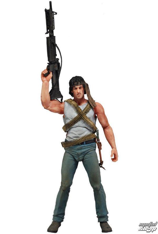figúrka Rambo - First Blood Deluxe - NECA53501