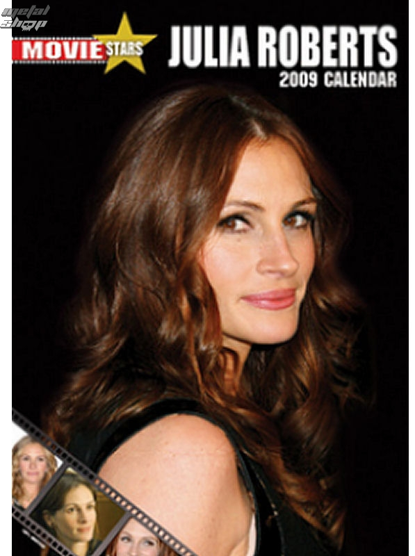 kalendár na rok 2009 - Julia Roberts 1