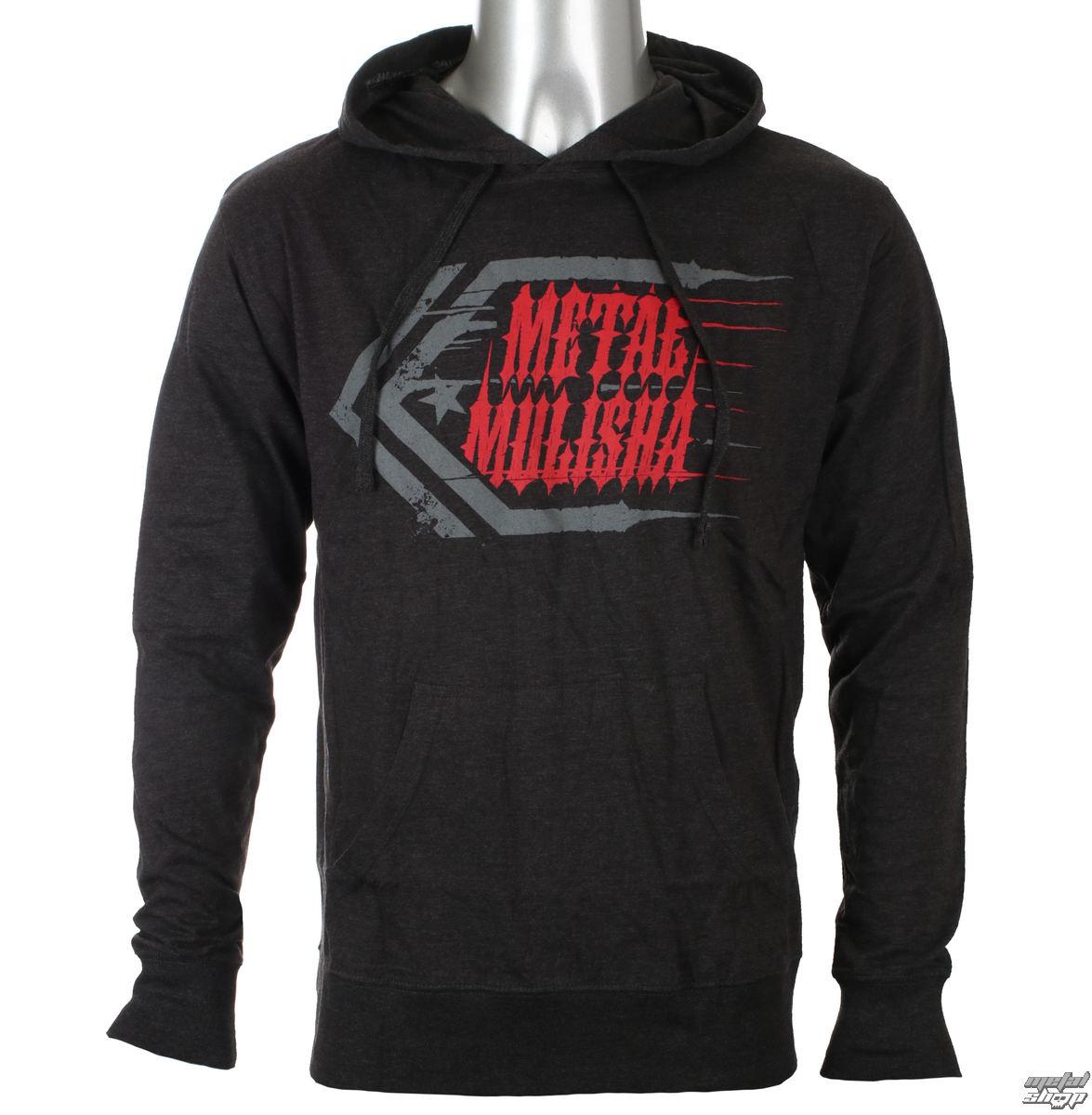tričko pánske s dlhým rukávom METAL MULISHA - PINNED - CHH_FA7519009.01