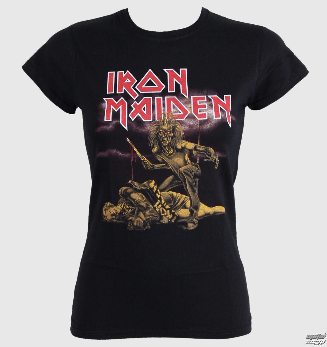 tričko dámske Iron Maiden - Slasher - ROCK OFF - IMTEE27MB