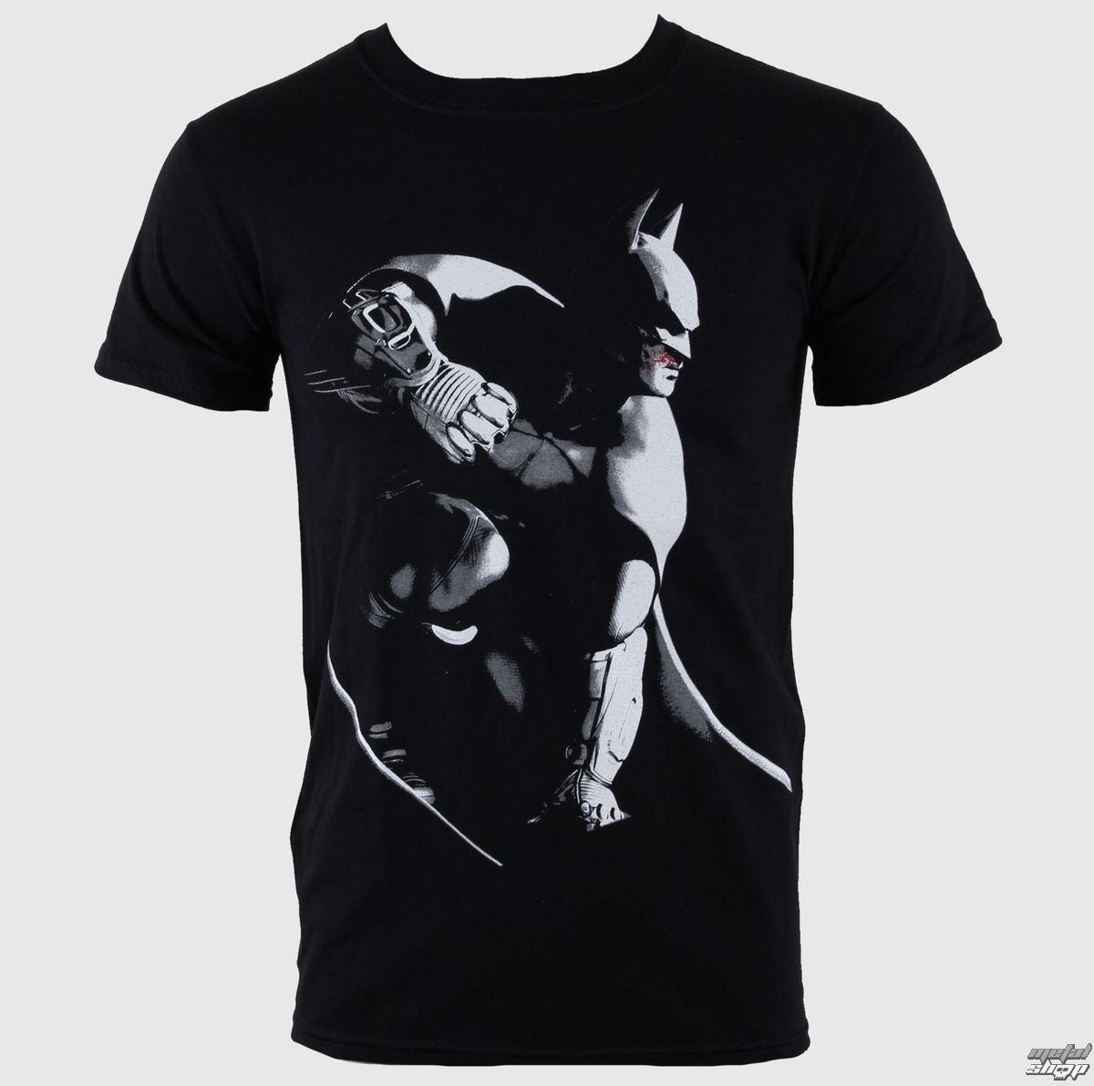 tričko pánske Arkham City - Dark Night - PLASTIC HEAD - PH7591