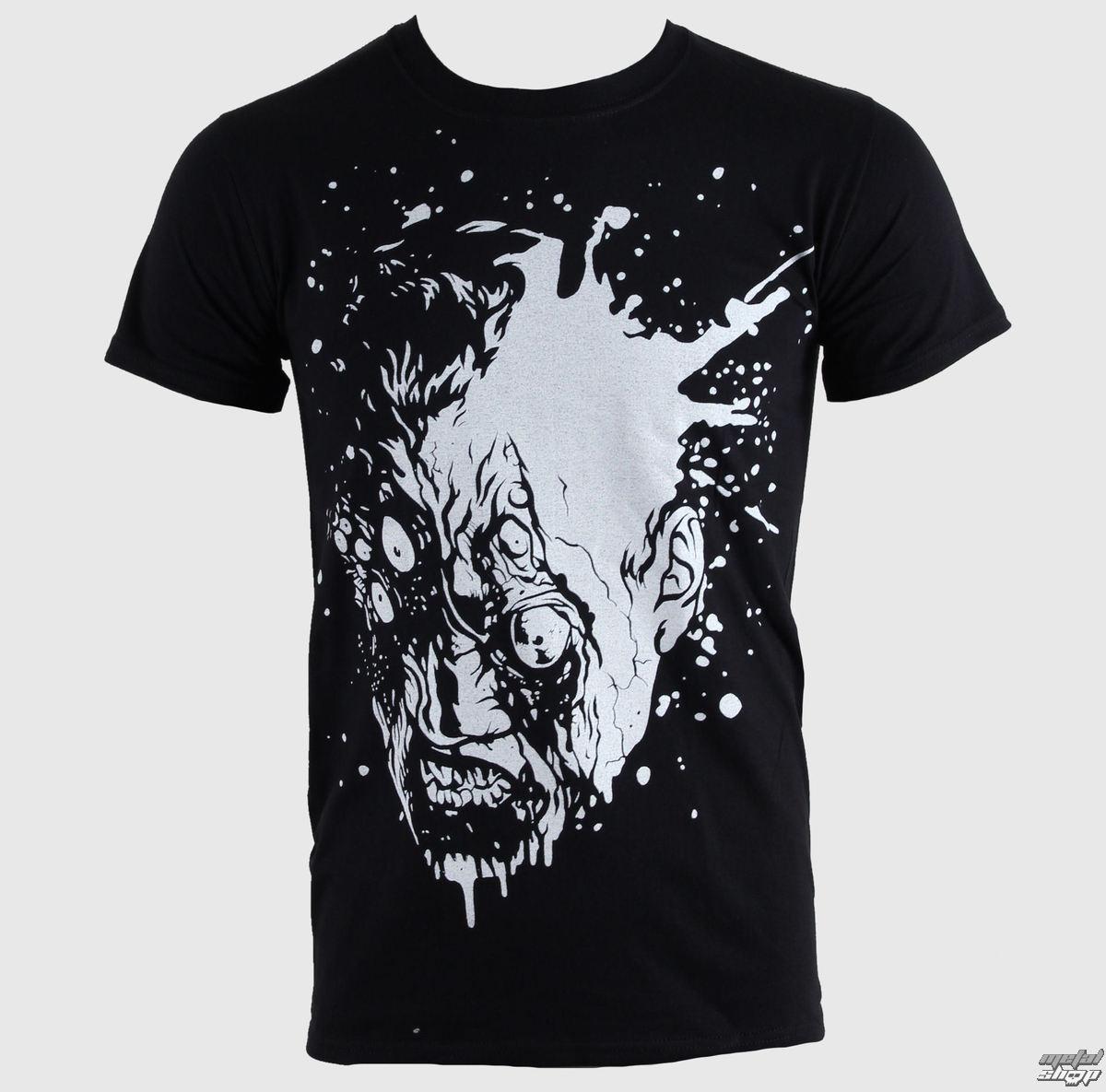 tričko pánske Resident Evil - Zombie Splash - PLASTIC HEAD - PH7592