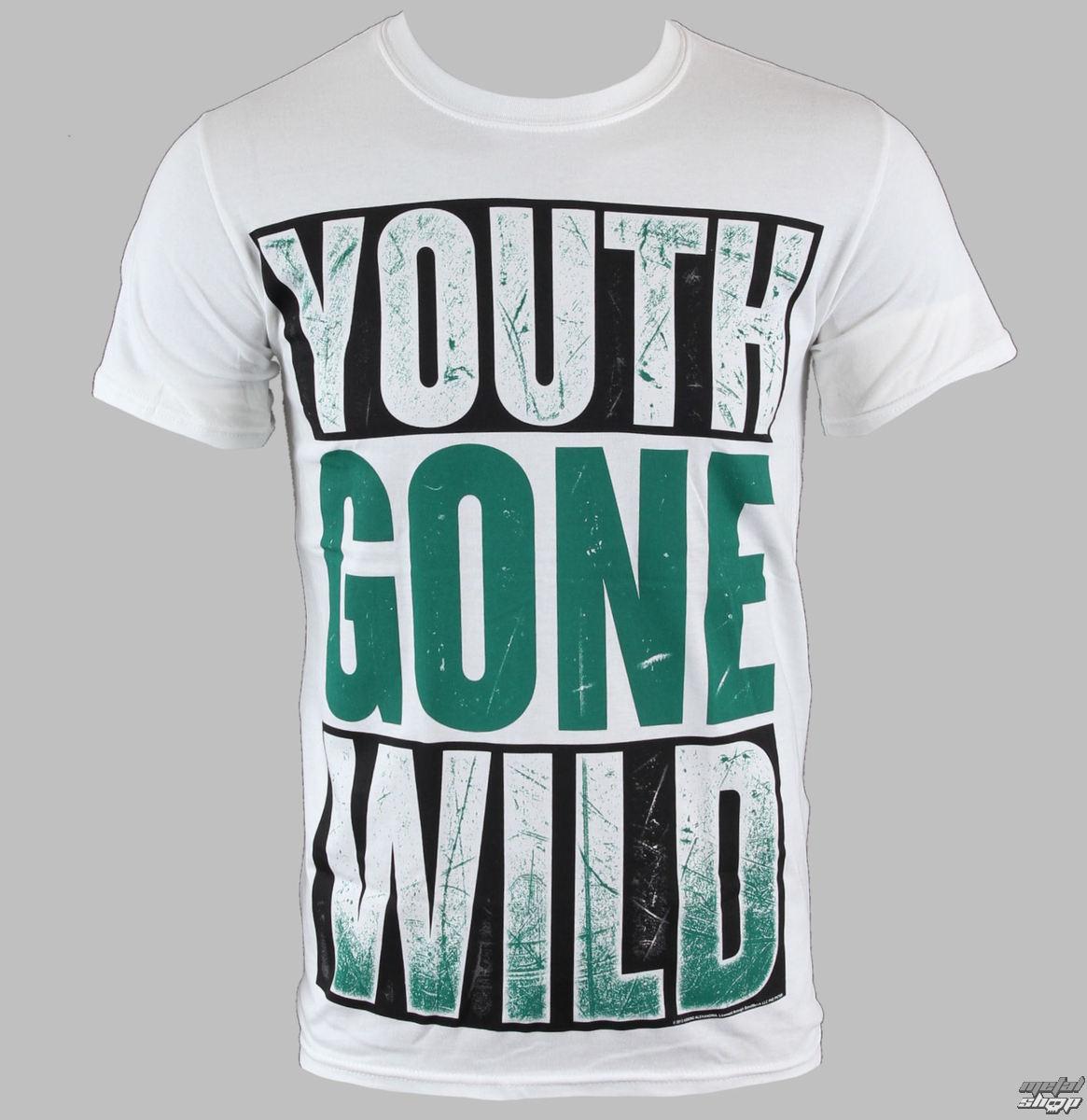 tričko pánske Asking Alexandria - Youth Gone Wild - PLASTIC HEAD - PH7998