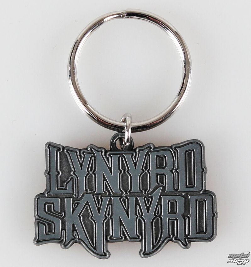 kľúčenka (prívesok) Lynyrd Skynyrd - (Key Chain) - ROCK OFF - LSKEY01