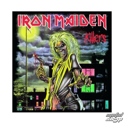 prianie Iron Maiden - Killers - ROCK OFF - IMC02