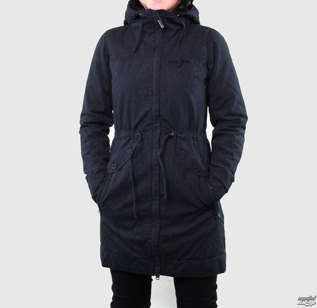 bunda -kabátik- dámska zimný FUNSTORM - Whitney - 21 BLACK