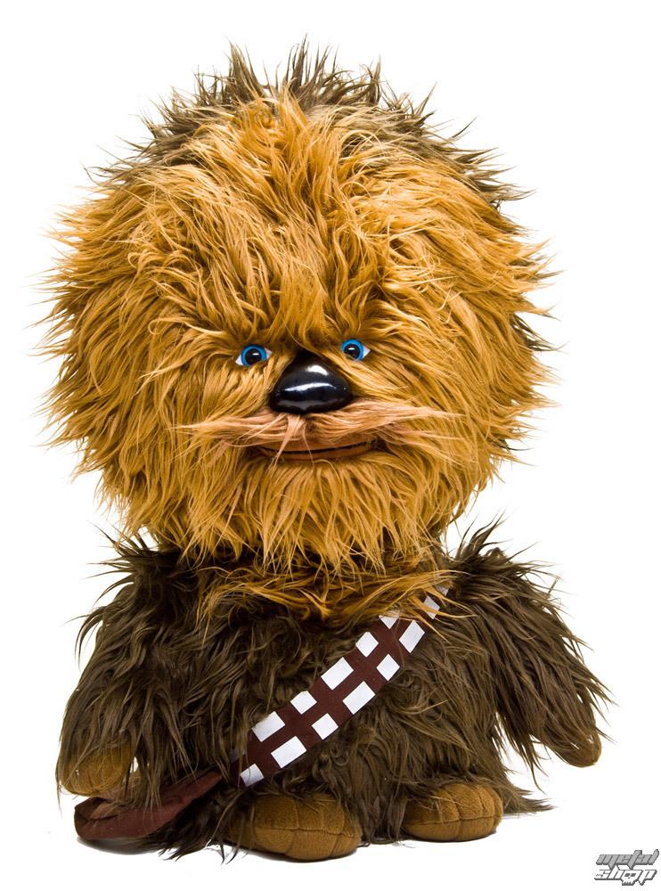 plyšová hračka (VEĽKÁ) sa zvukom STAR WARS - Chewbacca - JOY100325