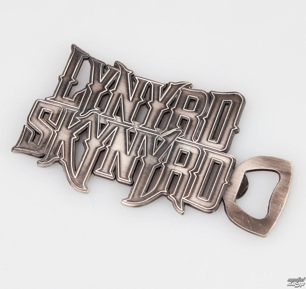 otvárač Lynyrd Skynyrd - Logo Metal - BO-0026
