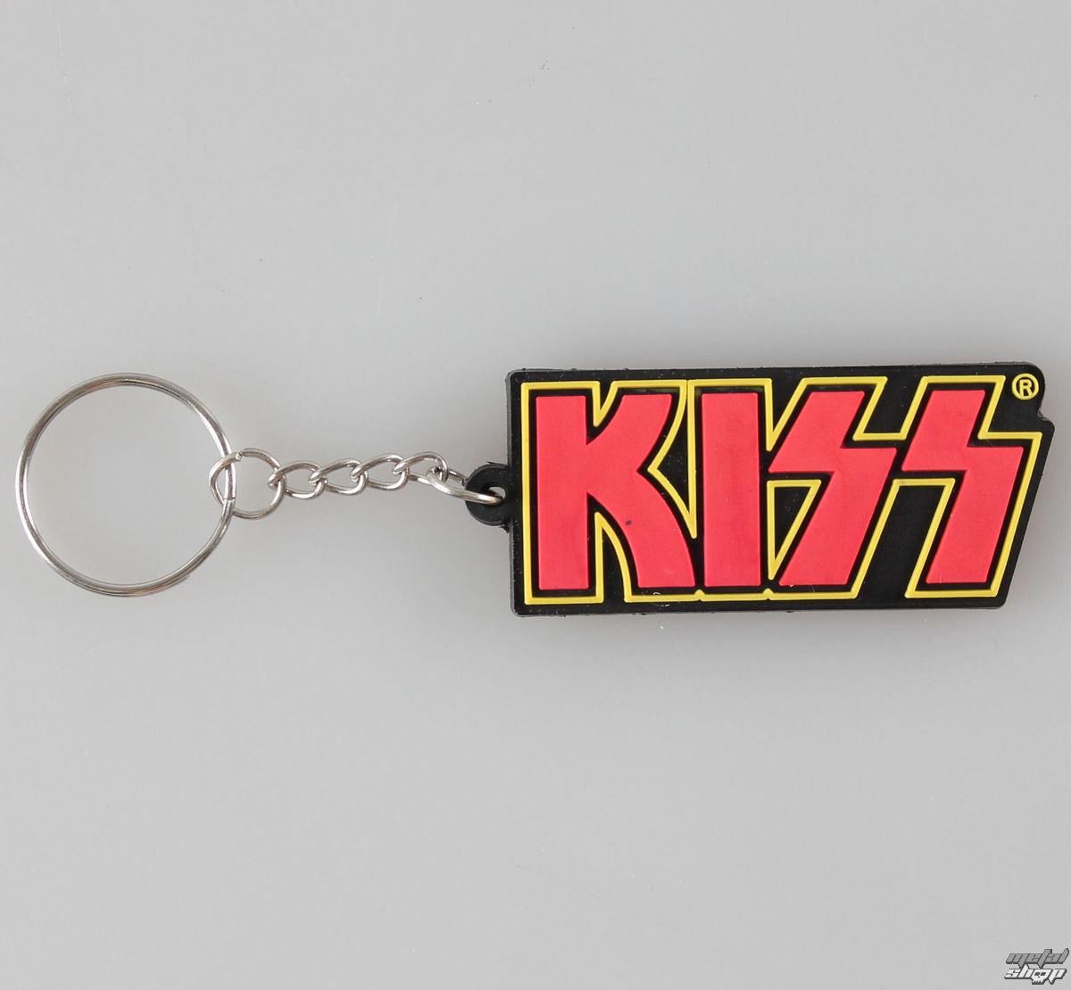 kľúčenka Kiss - Logo - CDV - K-2683-R