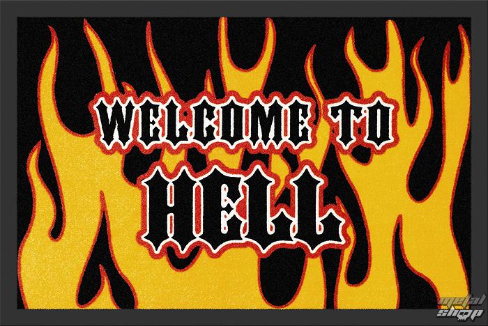 rohožka Welcome To Hell - ROCKBITES - 100663