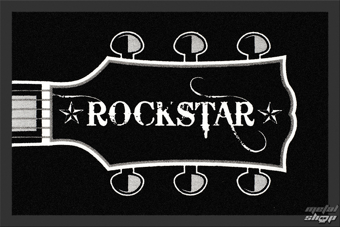 rohožka Rockstar - Guitar Head - ROCKBITES - 100690