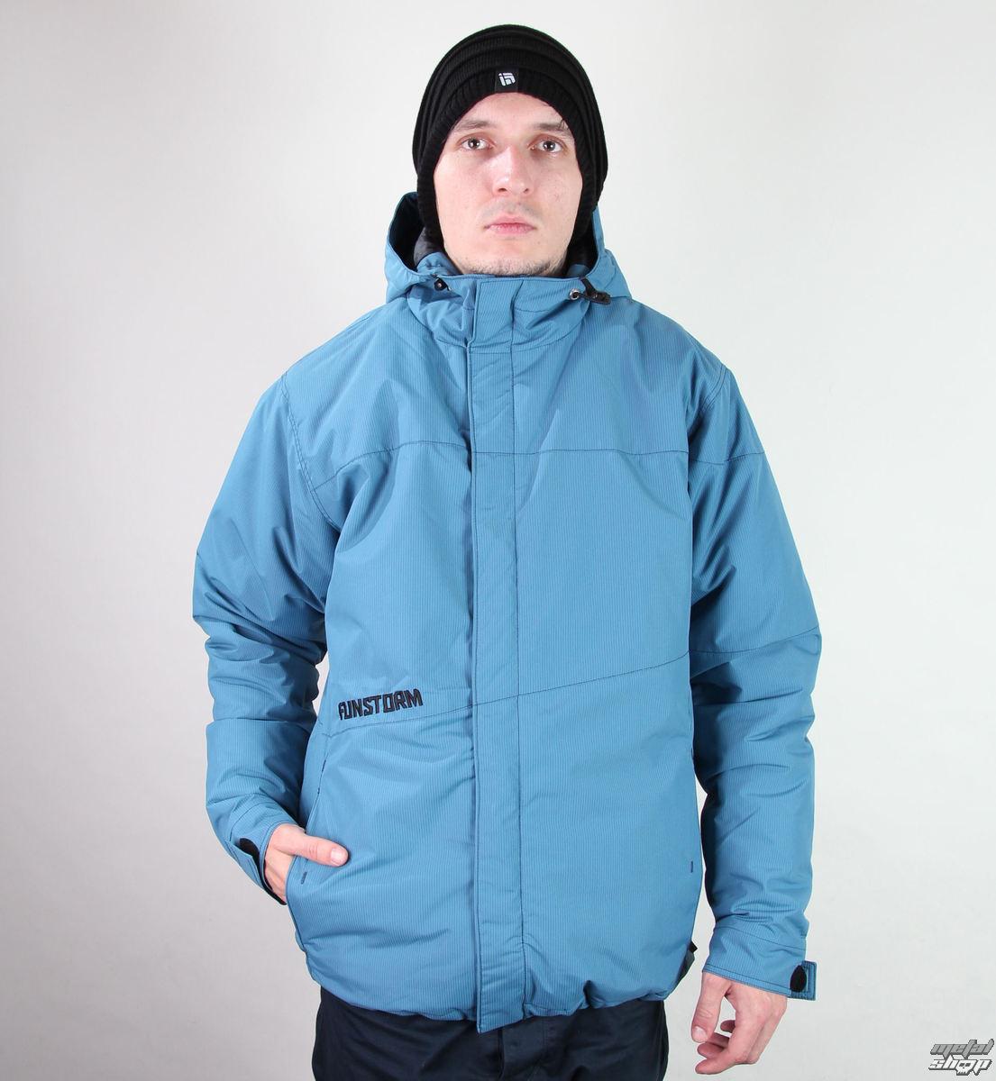 bunda pánska zimný -snb- FUNSTORM - Folum - 15 NAVY