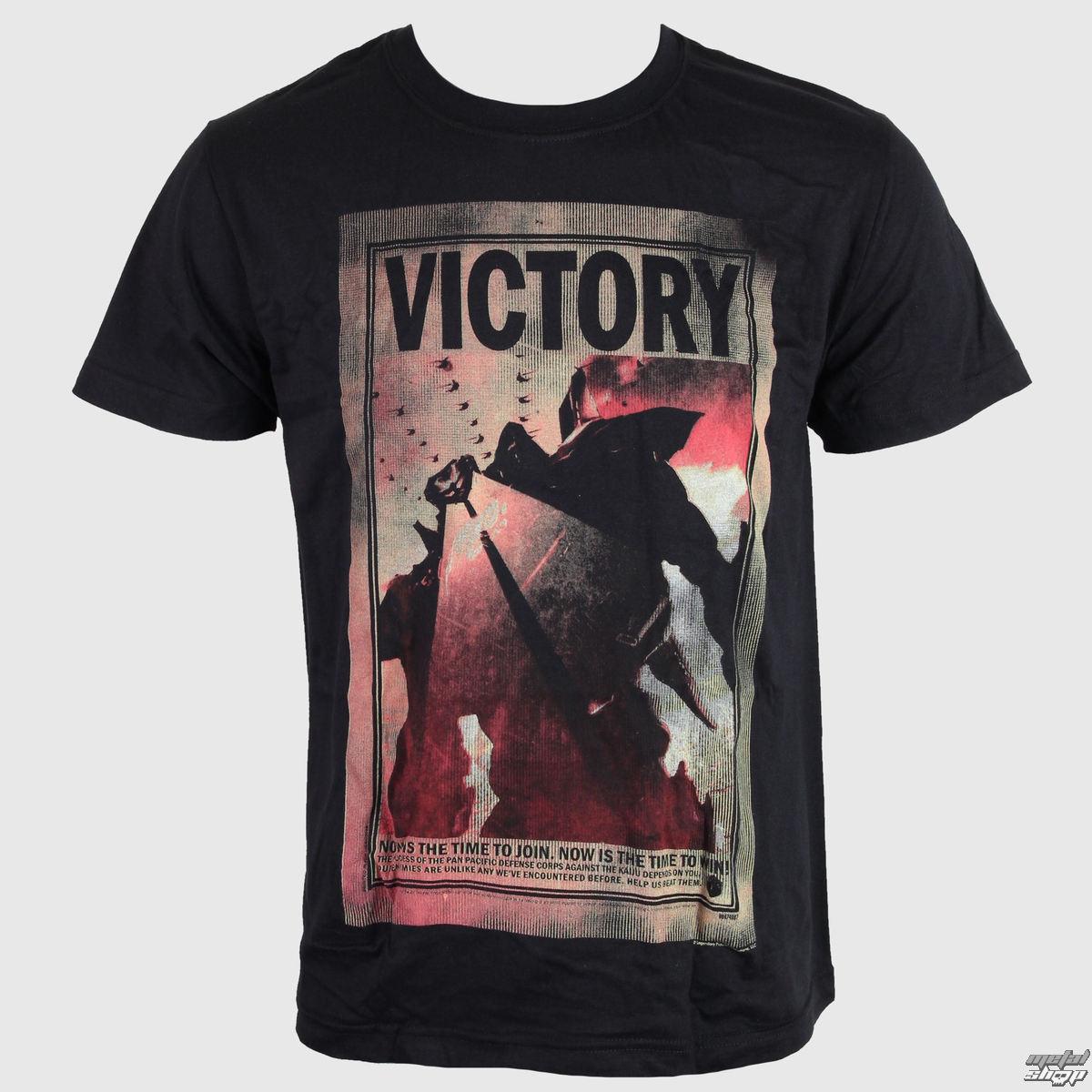 tričko pánske Pacific Rim - Victory - LIVE NATION - 10434