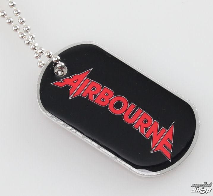 obojok (psie známka) Airbourne - RAZAMATAZ - DT051