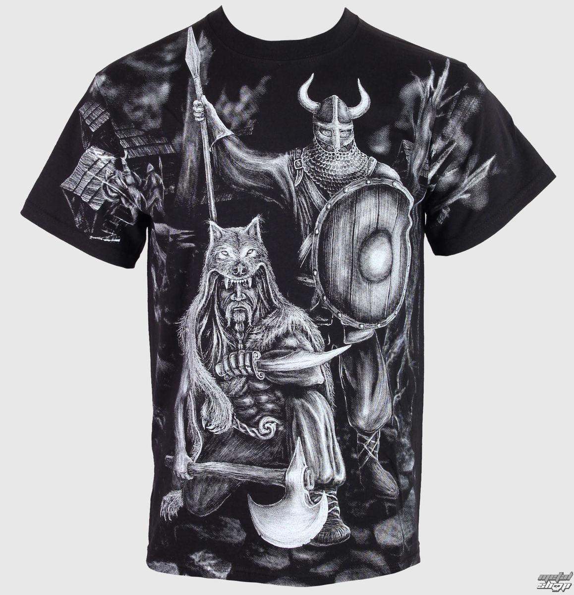 tričko pánske ALISTAR - Viking - Berserk - 017