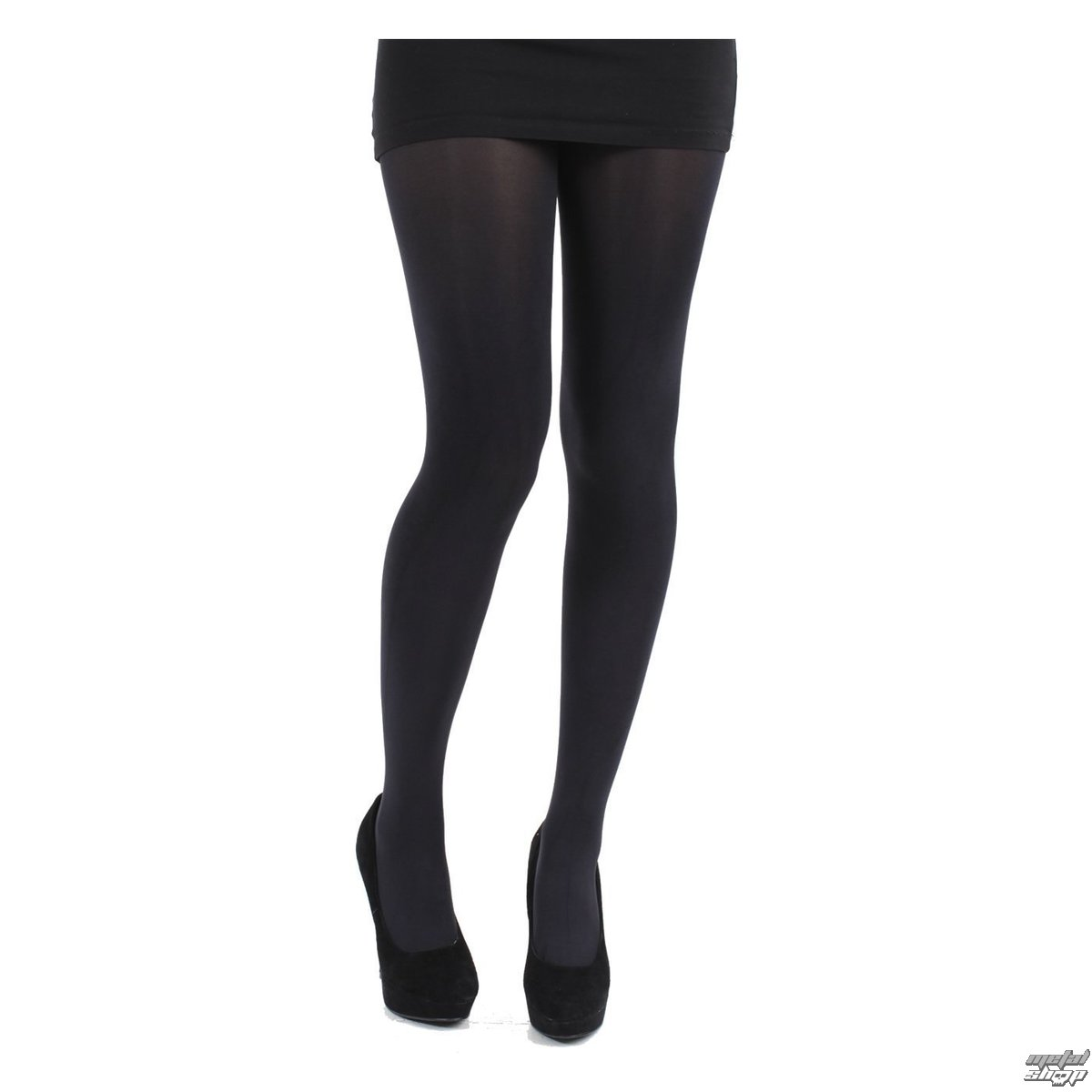 pančucháče PAMELA MANN - 80 Denier Tights - Black - 012