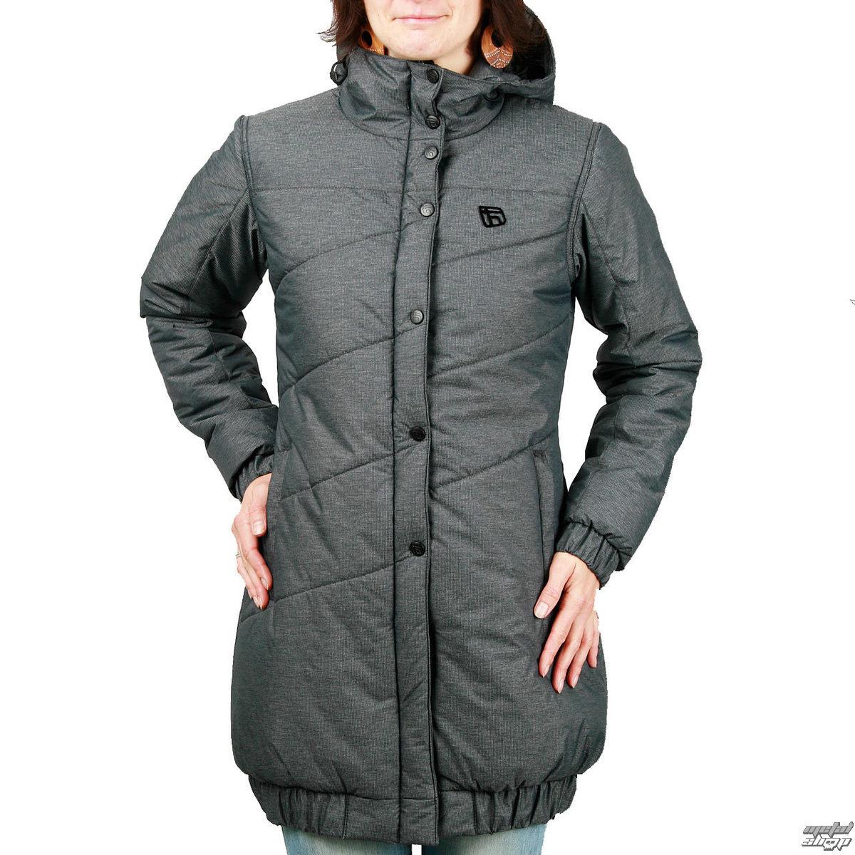 bunda dámska zimný (kabátik) FUNSTORM - Togi - 20 d Grey