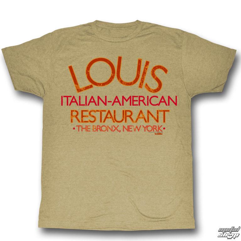 tričko pánske Kmotr - Louis Restaurant - AC - GF5117