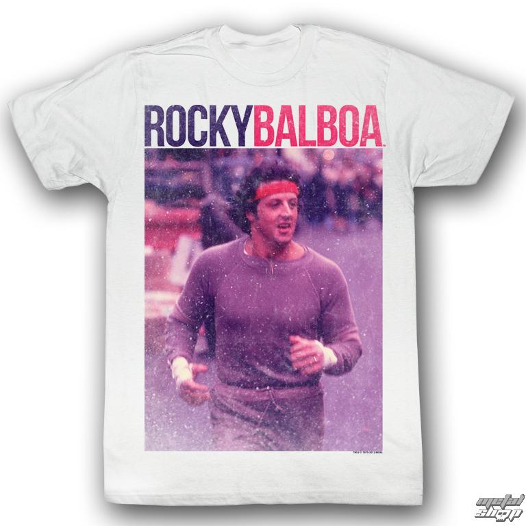 tričko pánske Rocky - Pic With Name - AC - RK5278