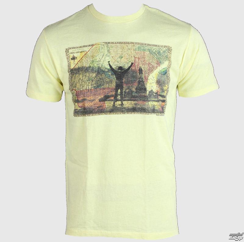 tričko pánske Rocky - 1976 Philly - AC - RK5276