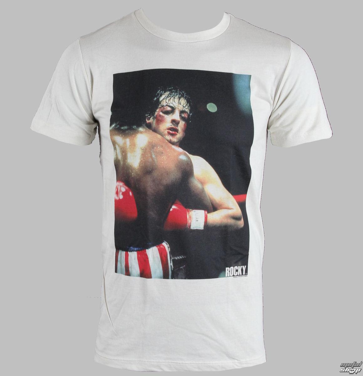 tričko pánske Rocky - Real Talk - AC - RK5214