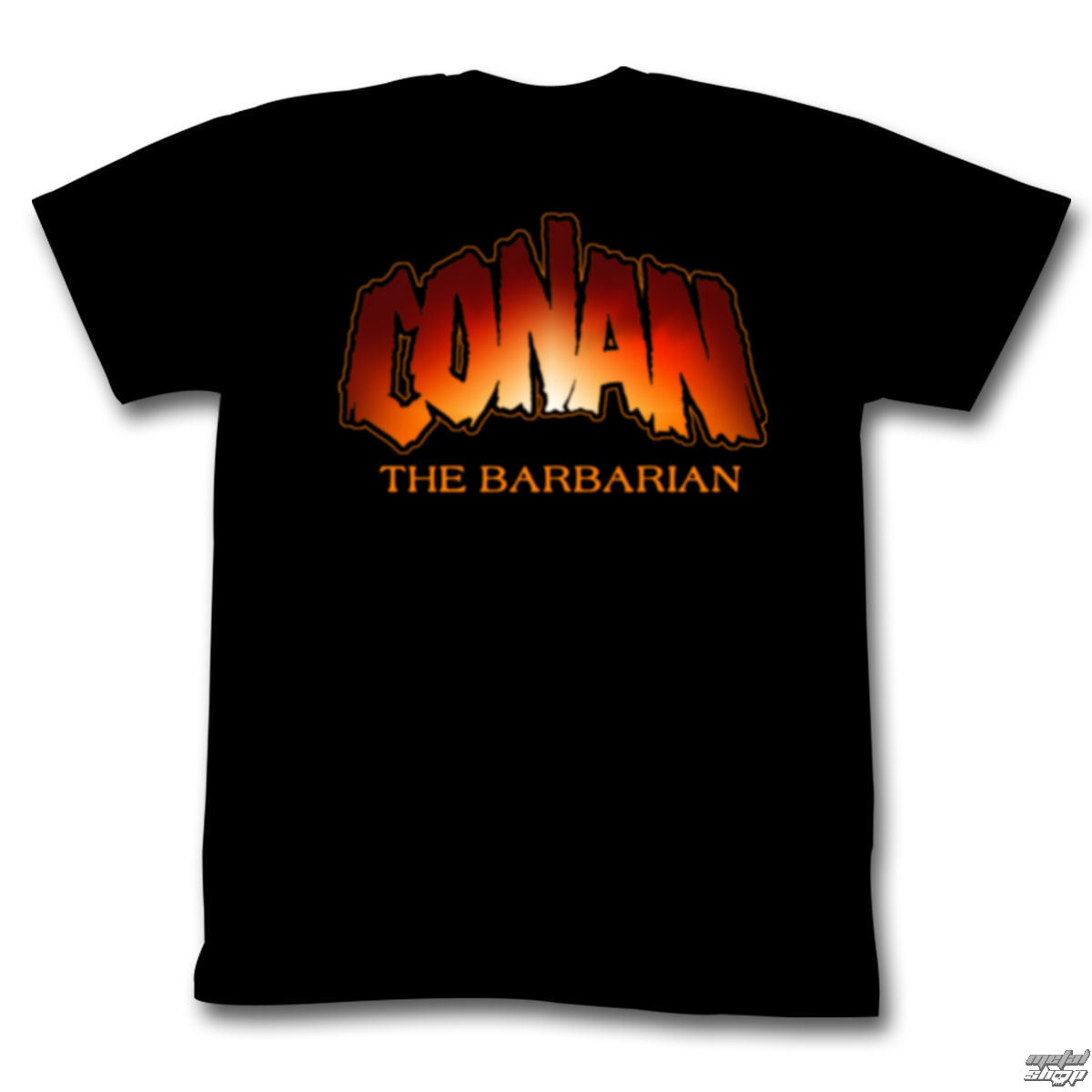 tričko pánske Barbar Conan - New Logo - AC - CON536
