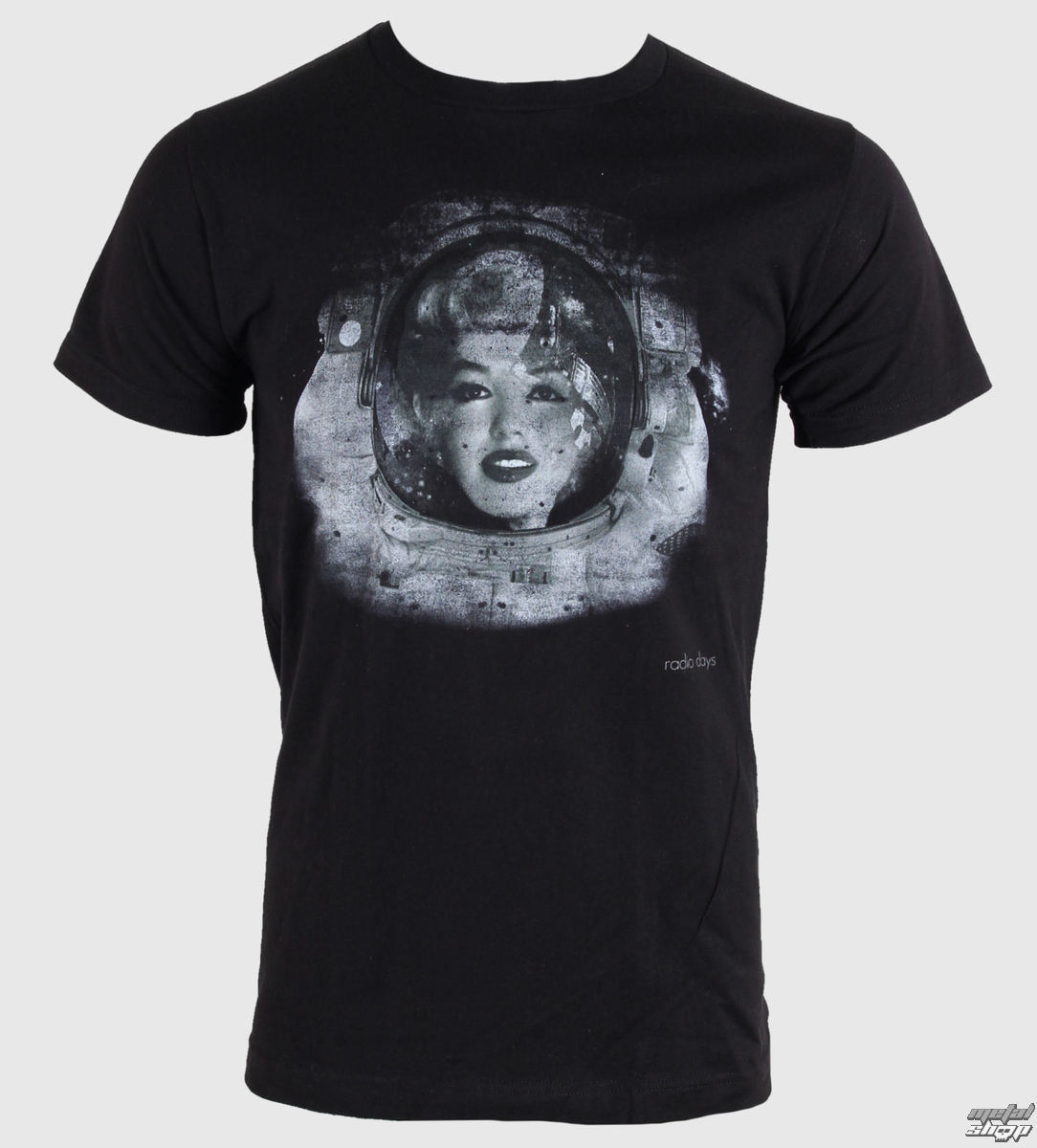 tričko pánske Marilyn Monroe - Space - AC - MM5183