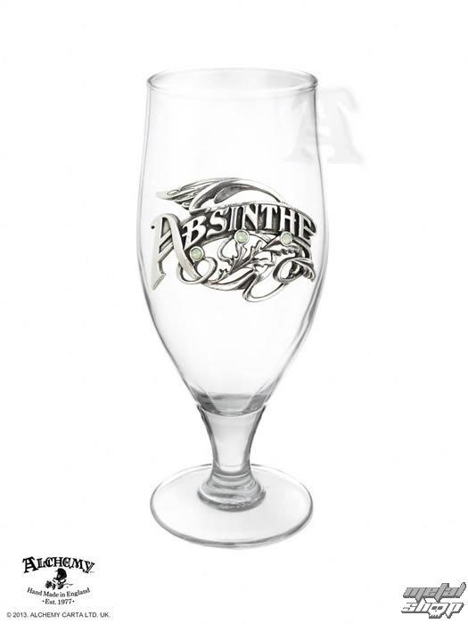pohár ALCHEMY GOTHIC - La Belle Epoch Absinthe Tumbler - ACWT10