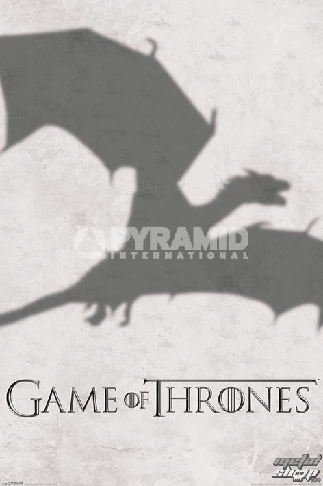 plagát Hra o tróny - Shadow - PYRAMID POSTERS - PP33070