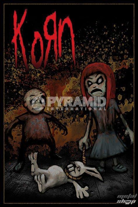 plagát Korn - Dead Bunny - PYRAMID POSTERS - PP33137