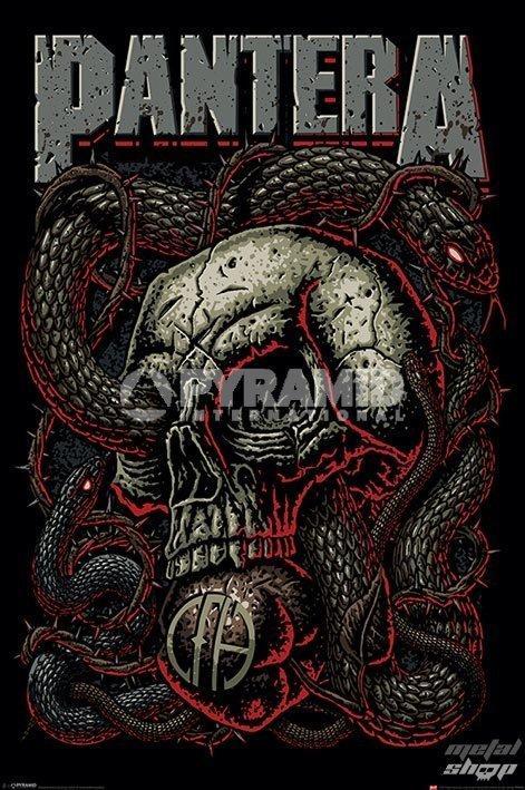 plagát Pantera - Snake Eye - PYRAMID POSTERS - PP33154