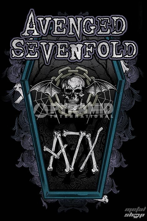 plagát Avenged Sevenfold - PYRAMID POSTERS - PP33168
