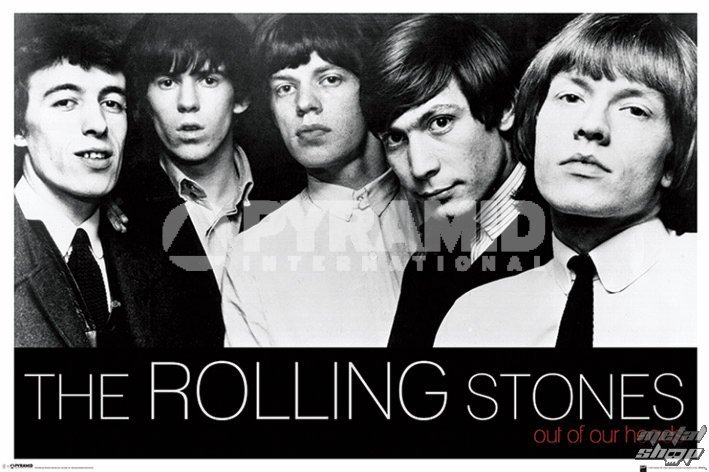 plagát Rolling Stones - Out Of Our Heads - PYRAMID POSTERS - PP33174