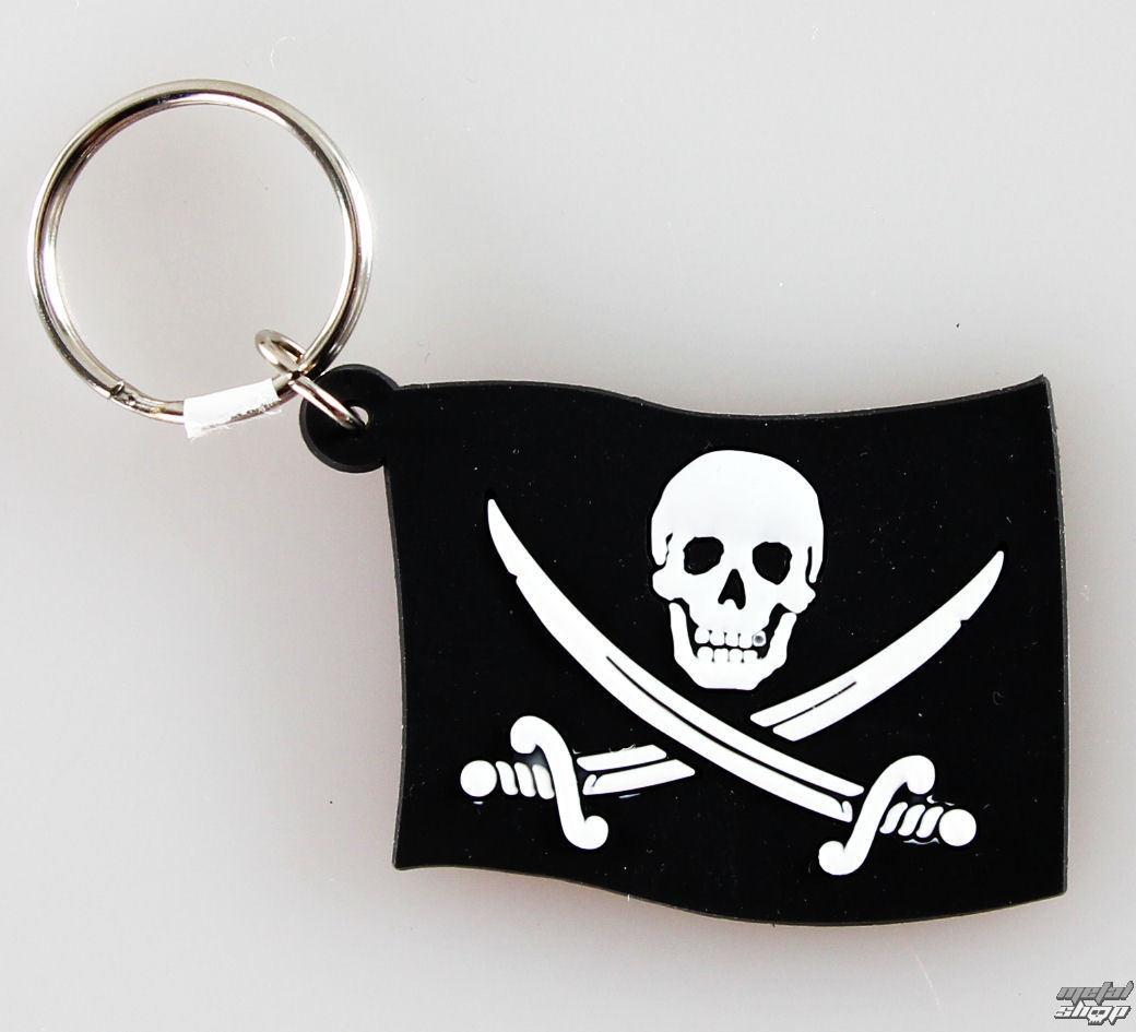 kľúčenka (prívesok) Jolly Roger - PYRAMID POSTERS - RK38011