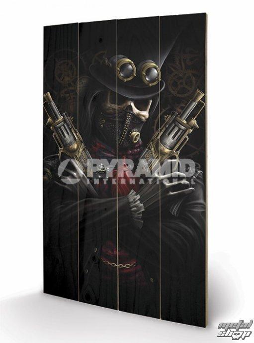 dreven� obraz Spiral - Steampunk Bandit - PYRAMID POSTERS - LW10822P