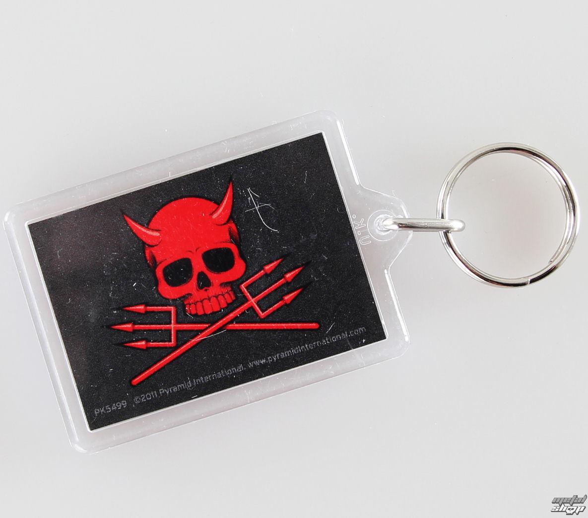 kľúčenka (prívesok) Skullduggery - Devil - PYRAMID POSTERS - PK5499