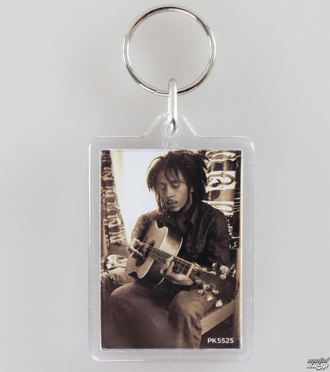 kľúčenka (prívesok) Bob Marley - Sepia - PYRAMID POSTERS - PK5525