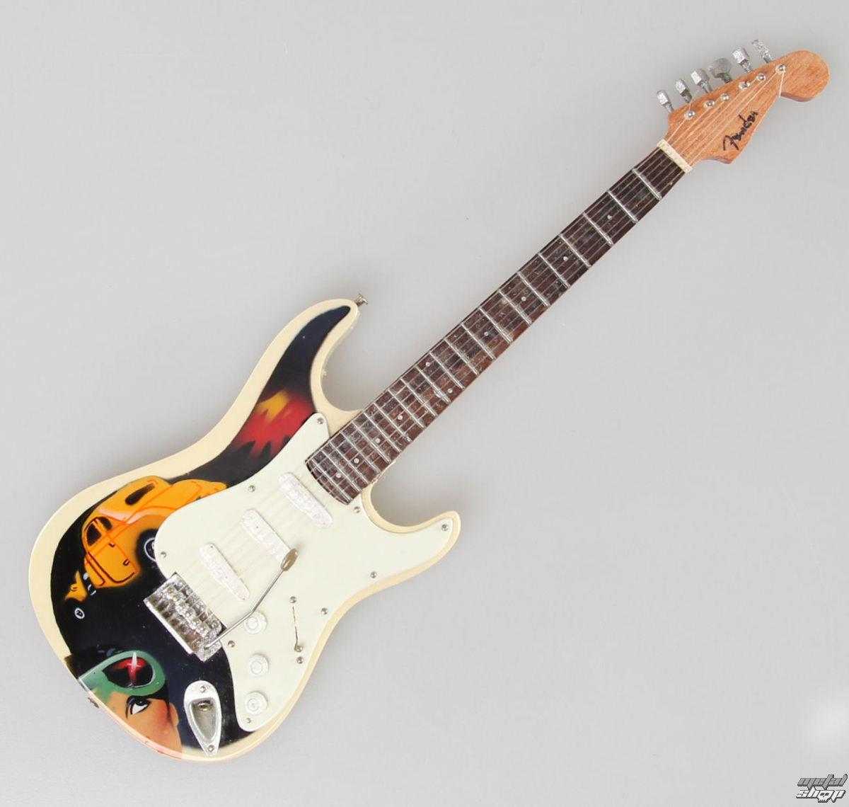 gitara Jeff Beck - Hot Rod - MINI GUITAR USA - JBC