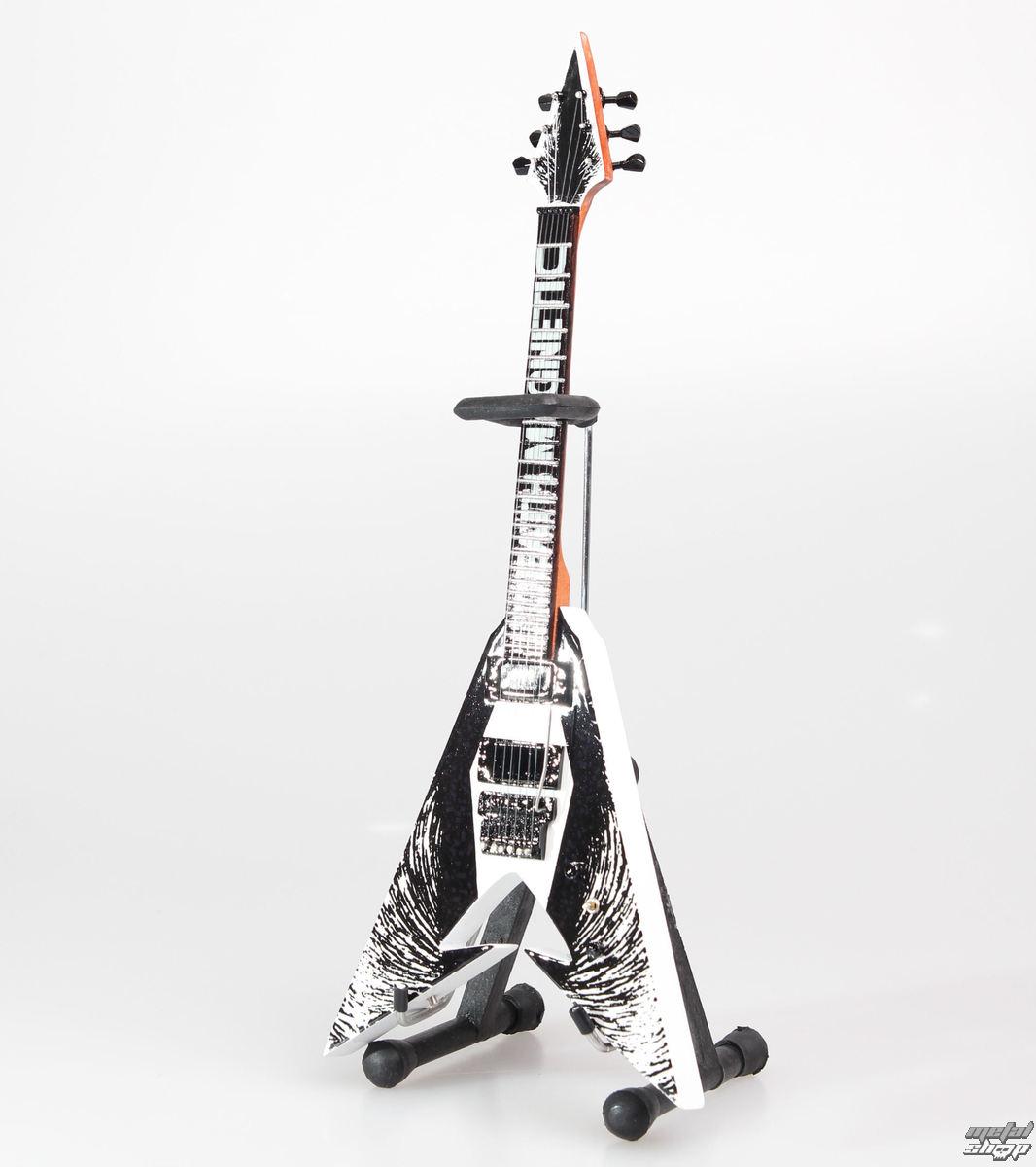 gitara Metallica - Kirk Hammett - Magnetic - MINI GUITAR USA - MTDM