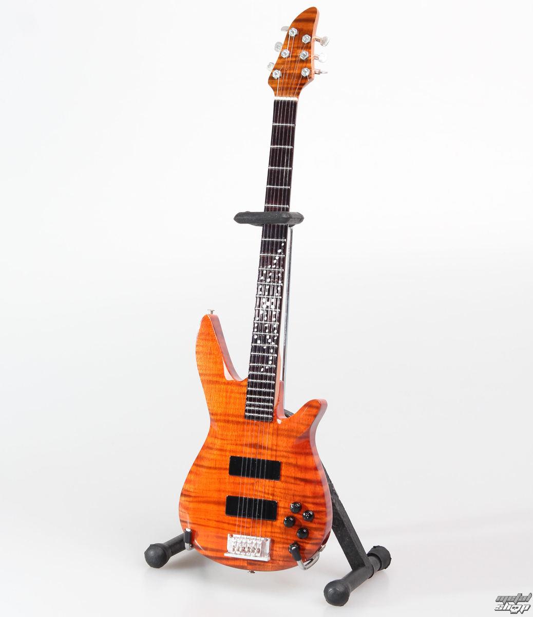 gitara Dream Theater - John Myung - Ruby Red - MINI GUITAR USA - JMY Red