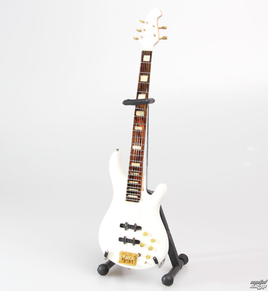 gitara Nathan East - Yamaha White - NEST White