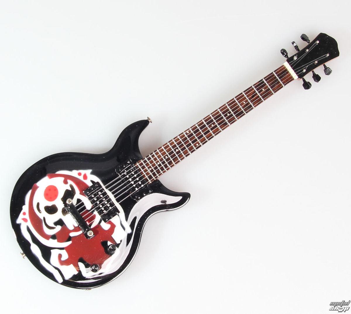 gitara Black Cult - Guitar Replica - MINI GUITAR USA - Cult